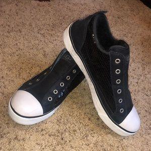 Black Ugg Sneakers